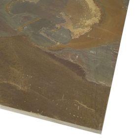 Kamień Elewacyjny Dekoracyjny Ścienny Ozdobny Naturalny Łupek California Gold 30x10x1 cm