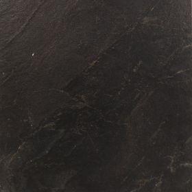 Płytki Kamienne Naturalne Podłogowe Ścienne Łazienka Kwarcyt Platinium Nero 30x30x1,2 cm