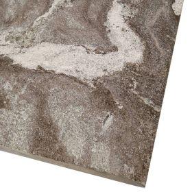 Płytki Kamienne Naturalne Podłogowe Ścienne Łazienka Kwarcyt Steel Grey 60x60x1,5 cm