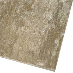 Płytki Kamienne Naturalne Podłogowe Ścienne Łazienka Kwarcyt Beige 30x60x1,2 cm