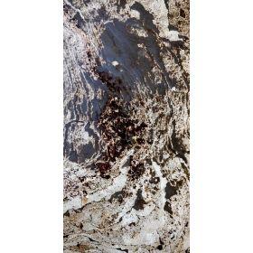 Łupek Fornir kamienny naturalny dekoracyjny Tan White 122x61