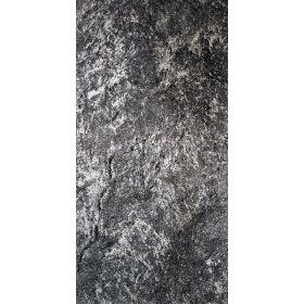 Łupek Fornir kamienny naturalny dekoracyjny elewacyjne Silver Grey 122x61
