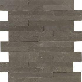 panel dekoracyjny ścienny elewacyjny kamień naturalny łupek czarny