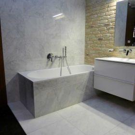 płytki marmurowe łazienka Mugla