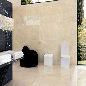 płytki marmurowe łazienka crema marfil