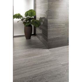 płytki marmurowe podłogowe korytarz wood grey