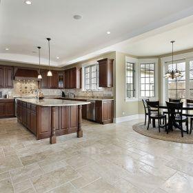 płytki marmurowe podłoga kuchnia diana royal