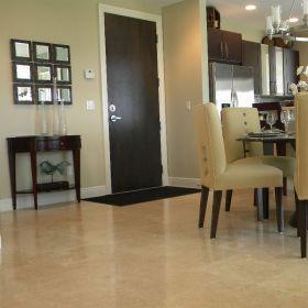 płytki marmurowe royal beige 60x60 podłoga
