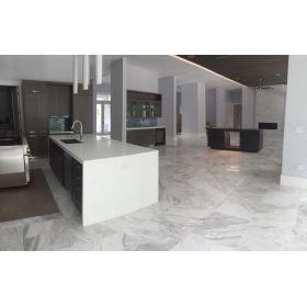 płytki marmurowe volakas grecki kamień naturalny biały łazienka kuchnia
