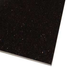 płytki granitowe black star galaxy 60x60x1,5 cm czarne