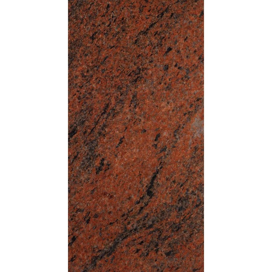 płytki granitowe polerowane multicolor red kamień naturalny 61x30,5x1 cm