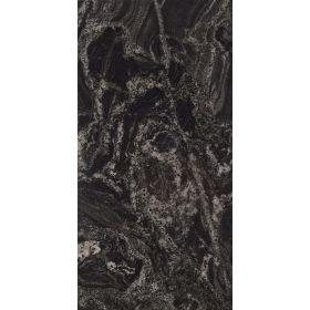 płytki granitowe czarne black forest polerowane kamień granit 61x30,5x1 cm