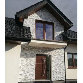 panel scienny kamien dekoracyjny bianco grey naturalny