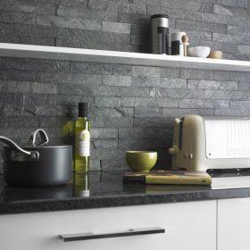 czarny-panel-scienny-kwarcyt-kamien-dekoracyjny-1
