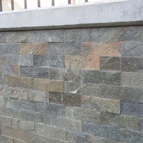 kamień dekoracyjny naturalny elewacyjny deoli green 10x30