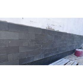 kamien dekoracyjny naturalny black 10x30
