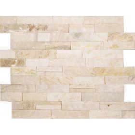 kamień dekoracyjny elewacyjny panel ścienny kwarcyt solny