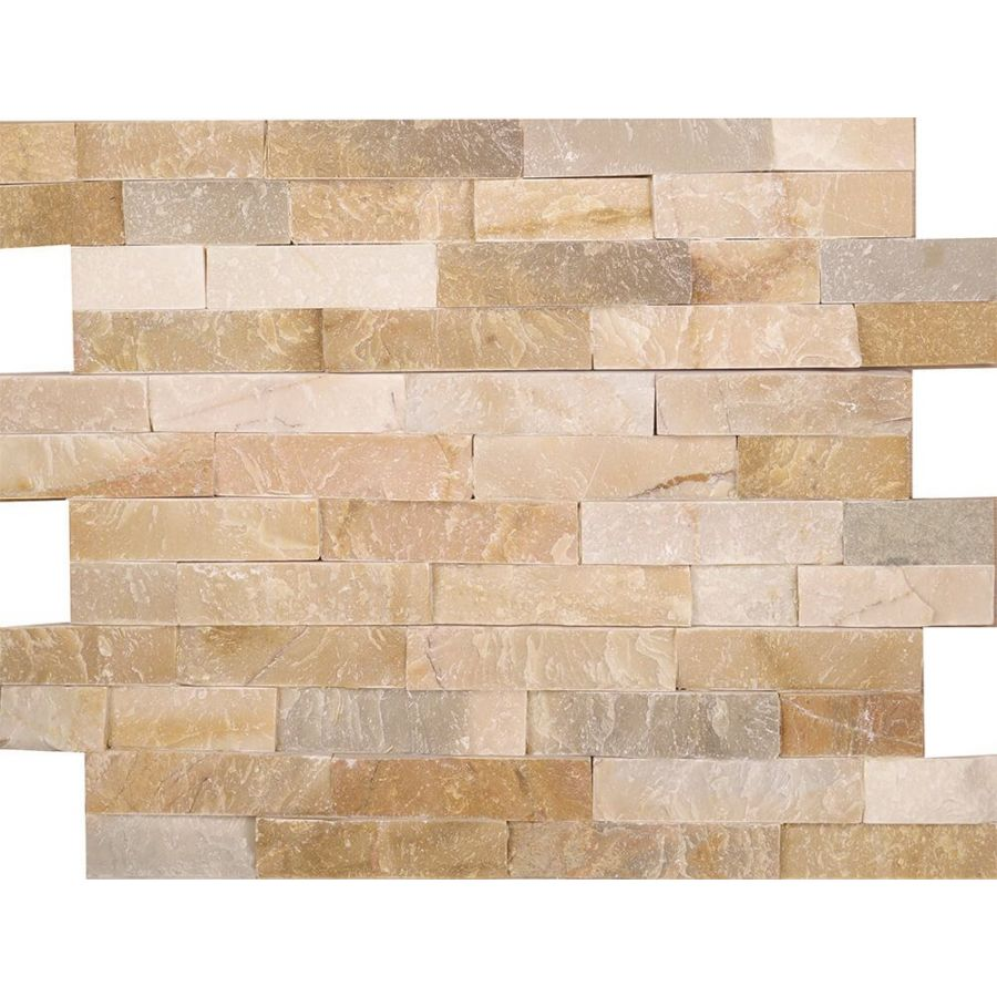 kamień dekoracyjny elewacyjny panel ścienny łupek melinda pure