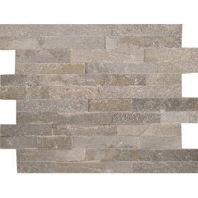 kamień dekoracyjny elewacyjny panel ścienny Łupek Grey
