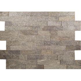 kamień dekoracyjny elewacyjny panel ścienny Kwarcyt Deoli Green