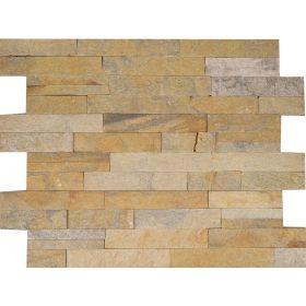 kamień dekoracyjny elewacyjny panel ścienny Kwarcyt Rusty