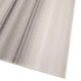 Płytki marmurowe kamienne naturalne polerowany Lotus White biały 61x30,5x1,2 cm