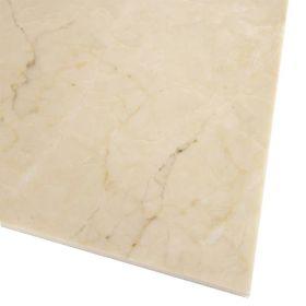 Płytki marmurowe kamienne naturalne polerowany Lotus Cappuccino 61x30,5x1,2 cm