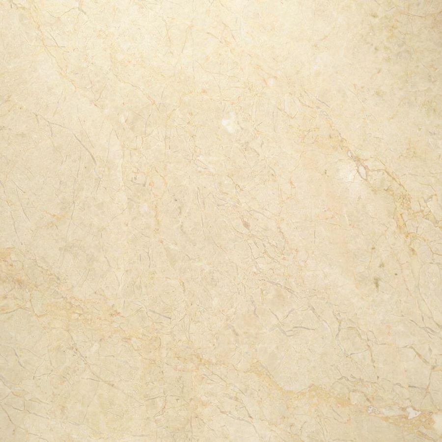 Płytki marmurowe kamienne naturalne podłogowe polerowany Royal Beige 60x60x1,8 cm
