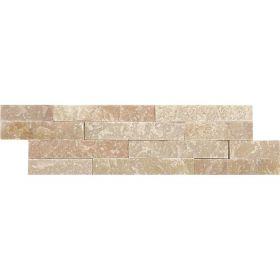panel dekoracyjny ścienny elewacyjny kamień naturalny łupek beige beżowy