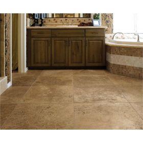 Płytki trawertyn kamienne naturalne podłogowe trawertynowe szpachlowany kamień łazienka