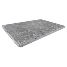 płytki kamienne wapień grey taras podłoga