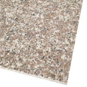 Płytki granitowe kamienne naturalne Brąz Królewski 61x30,5x1 cm poler