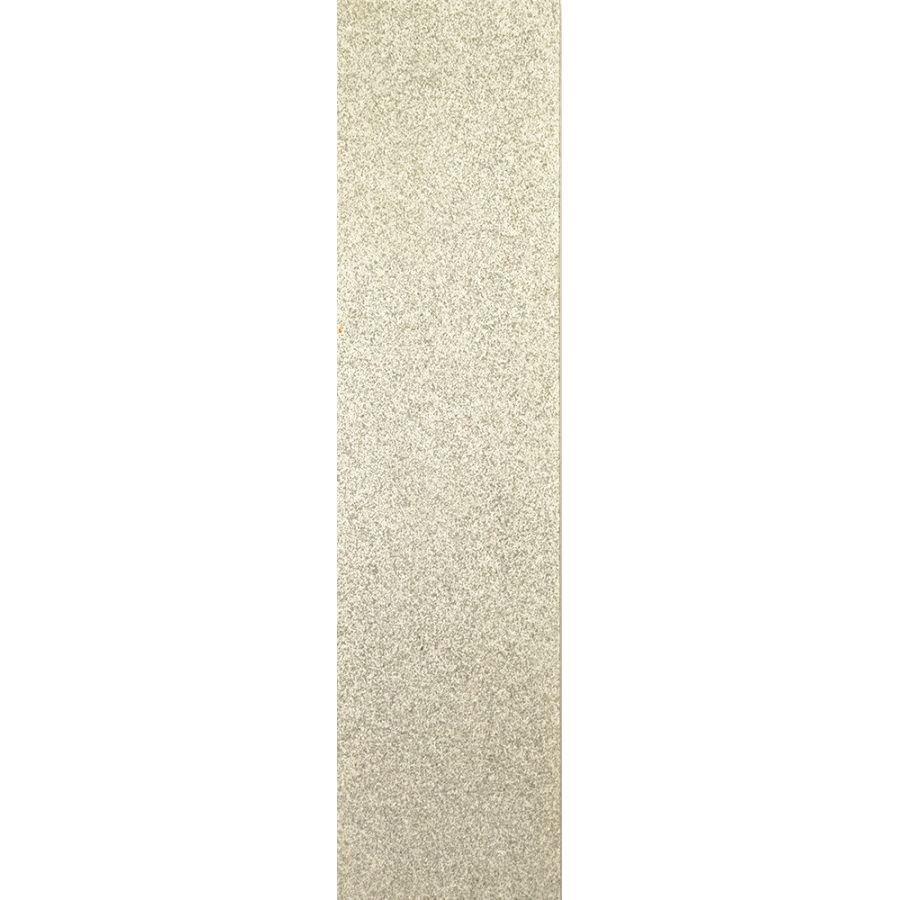 Stopnie schody granitowe kamienne naturalne zewnętrzne płomieniowane Bianco Crystal Grey 150x33x2 cm