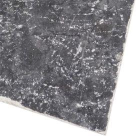 Płytki marmurowe kamienne naturalne bębnowany Blue Stone Dark 61x30,5x1,2 cm