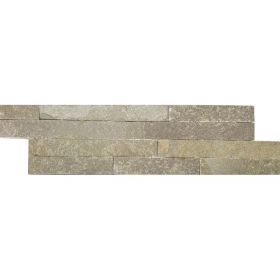 panel dekoracyjny ścienny elewacyjny kamień naturalny łupek szary
