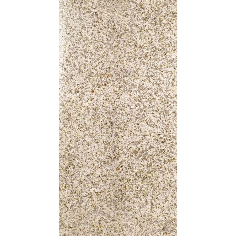 płytki granitowe kamienne naturalne Sunrise Yellow Pink 61x30,5x1 cm polerowane