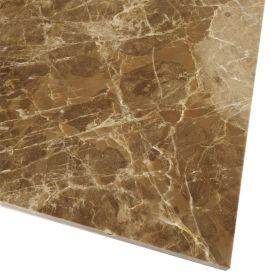Płytki marmurowe kamienne naturalne polerowany Emperador 61x30,5x1,2 cm