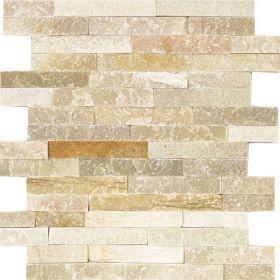 panel dekoracyjny ścienny elewacyjny kamień naturalny łupek beige