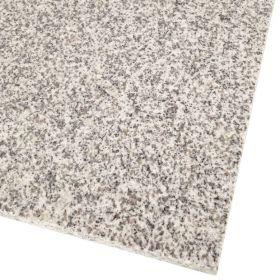 Płytki granitowe kamienne naturalne Bianco Crystal Grey G603 60x60x1,5 cm szare polerowane