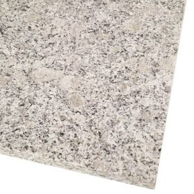 Płytki granitowe kamienne granit naturalne Crystal Pearl 60x60x3 cm płomieniowane taras schody