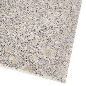Płytki granitowe kamienne naturalne bianco crystal pearl G383 60x60x1,5 cm poler