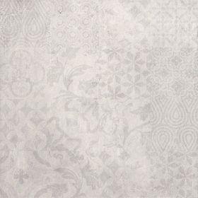 płytka podłogowa ceramiczna gresowa kuchnia łazienka Urban White Weave 60 x 60 x 0,8 cm
