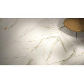 płytki ceramiczne gresowe podłogowe marmara royal calacatta 120x60