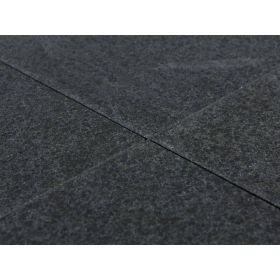 Płytki Gres Bazalt Black 60 X 60 X 2 Cm Szczotkowane