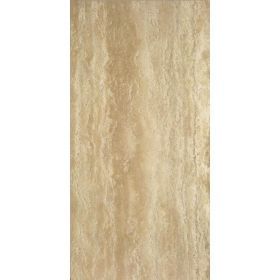 Płytki trawertyn kamienne naturalne podłogowe szpachlowany Ivory Classic 60x30x1,5