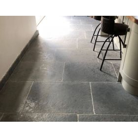 płytki kamienne wapień grey limestone 60x40 naturalne
