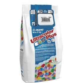 szara fuga cementowa mapei ultracolor plus 110 manhattan