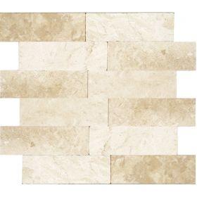 cegiełki marmurowe diana royal kostki kamień naturalny 30x10