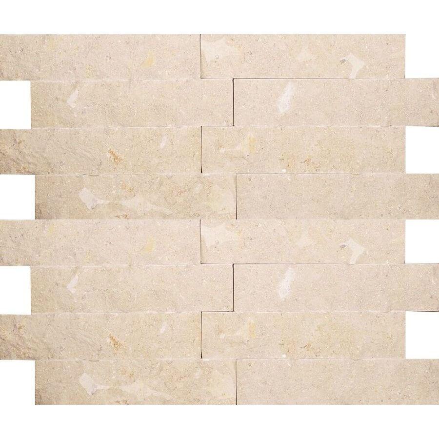 Kamień naturalny dekoracyjny elewacyjny ścienny panel marmurowy Sinai Gray