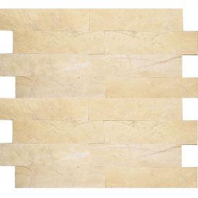 Kamień naturalny dekoracyjny elewacyjny ścienny panel marmurowy yellow